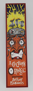 'DYSTOPIA' Bookmark - A Clockwork Orange