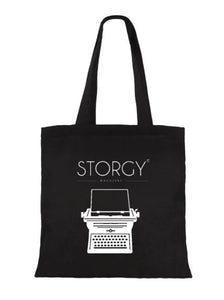 STORGY TOTE - Black