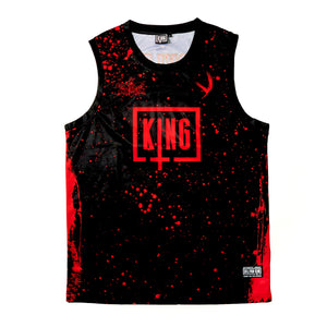 "Sullivan King ""RECKLESS"" Basketball Jersey"