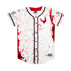 "Sullivan King Demented ""Blood"" Baseball Jersey"