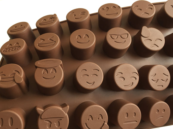 Emoji Mold – Say It With The Hieroglyphics Of The 21st Century!