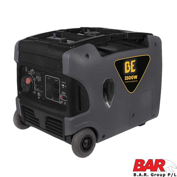 BAR Group Inverter Generator Hush 50db