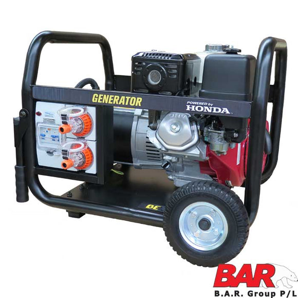 BAR GROUP HEAVY DUTY HONDA TRADE SPEC.