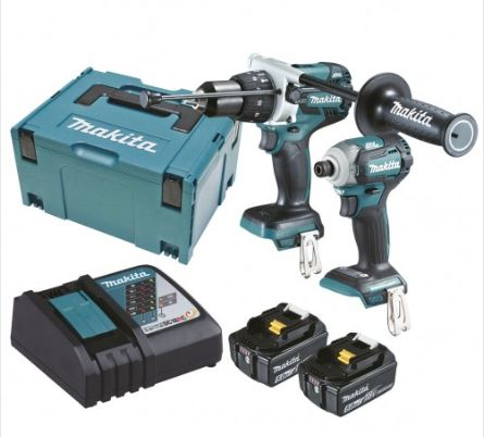 MAKITA 18V 2PCE BRUSHLESS COMBO