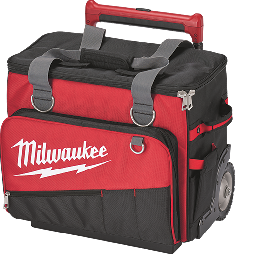 Milwaukee COMPACT JOBSITE ROLLING BAG