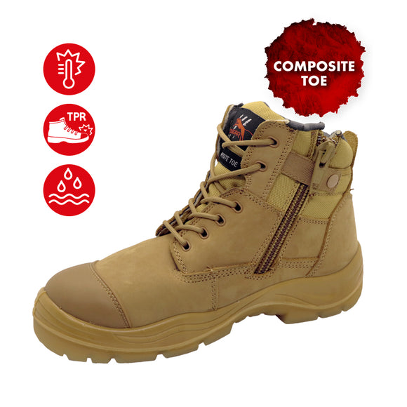Cougar Safety Footwear Boston