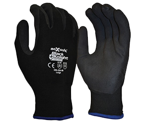 Maxisafe BLACK KNIGHT SUB-ZERO GLOVES