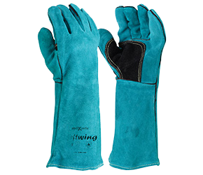 Maxisafe LEFTWING KEVLAR STITCHED WELDERS GLOVE