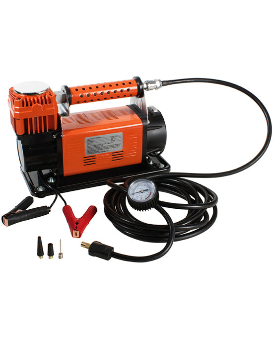 LION HEAVY DUTY 12 VOLT AIR COMPRESSOR
