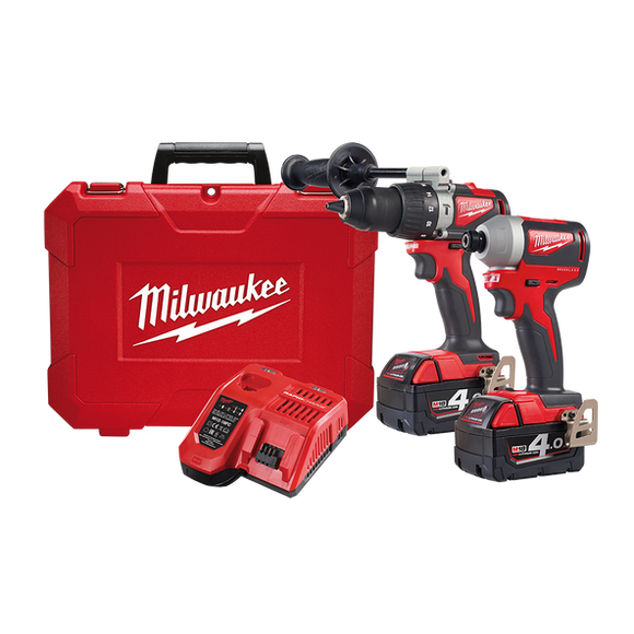 Milwaukee M18™ BRUSHLESS 2 PIECE POWER PACK 2A2