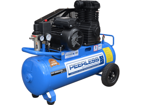 PEERLESS PORTABLE COMPRESSOR