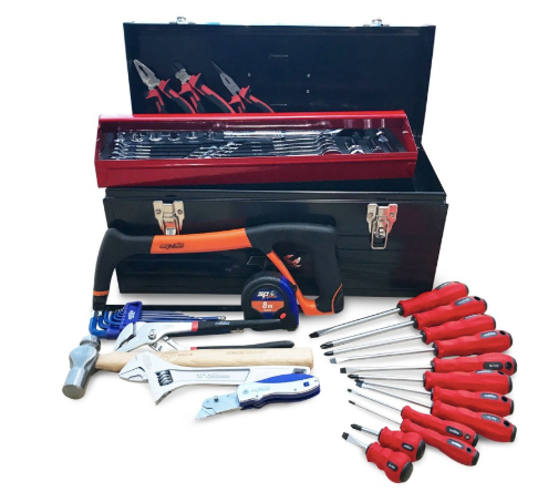 888 Tools T850090 Portable Toolkit