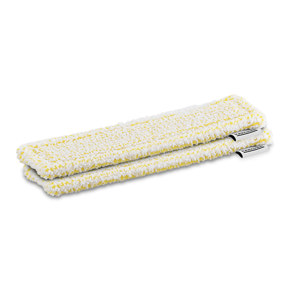 MICROFIBRE WIPES (2 PACK)