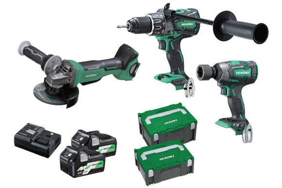 3 PIECE MULTIVOLT COMBINATION PACK