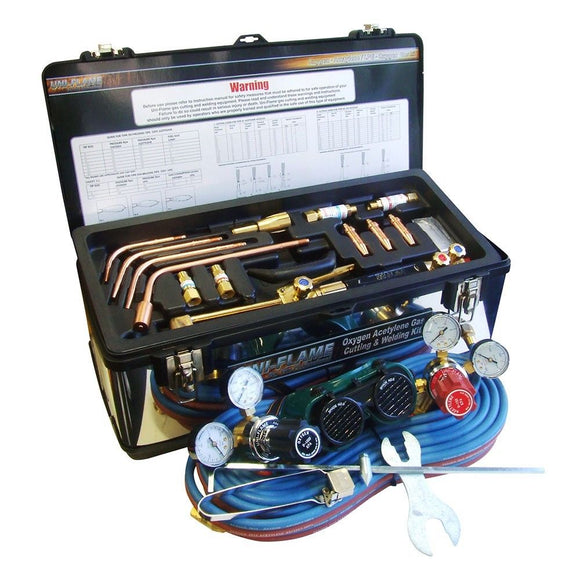 unimig DELUXE CUTTING & WELDING KIT