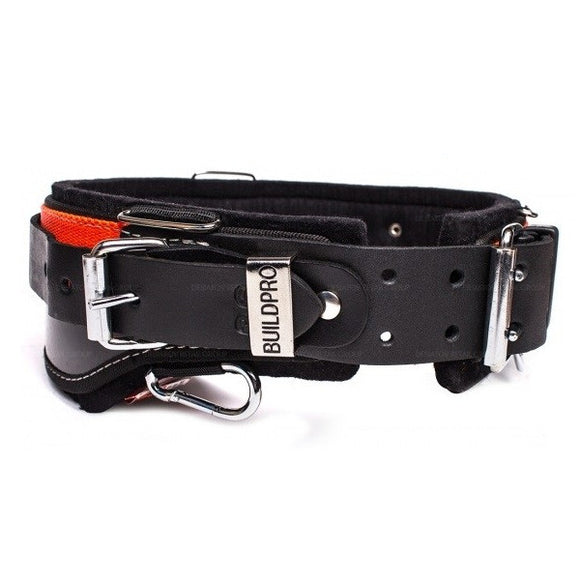 BUILDPRO LEATHER RIGGERS BELT