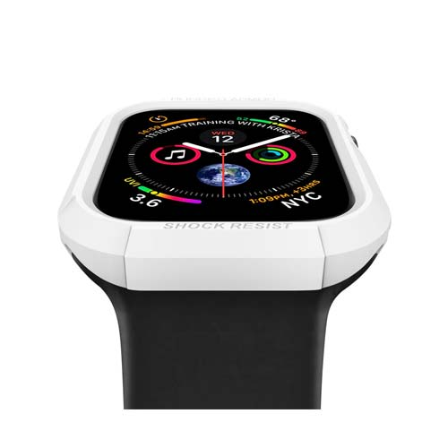 official photos e5bc8 5aeb5 Spigen Rugged Armor Case for 44mm Apple Watch Series 4
