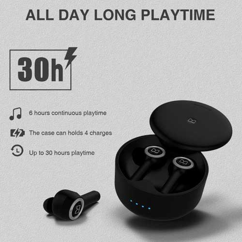 Monster Clarity 102 Airlinks Wireless Earbuds