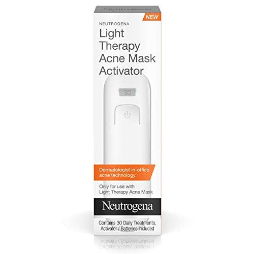 Neutrogena Light Therapy Acne Mask Activator