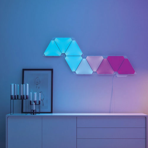 Nanoleaf Light Panels Rhythm Edition (9 Panels)