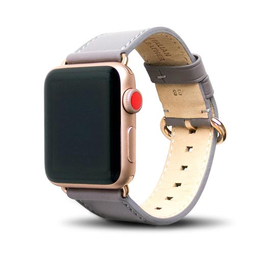 Alto Leather Strap for 38mm/40mm Apple Watch
