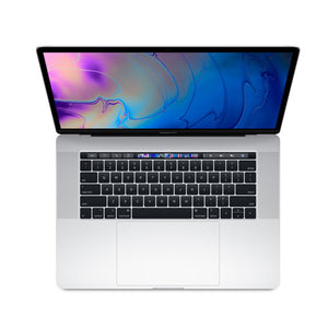 Apple 15-inch MacBook Pro with Touch Bar and Touch ID 2.6GHz 6-Core i7 - 512GB