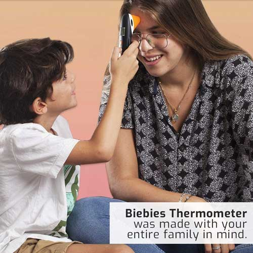 Biebies Forehead and Ear Thermometer
