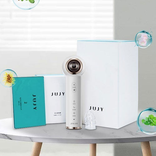 JUJY Visual Hot and Cold Compress Blackhead Machine
