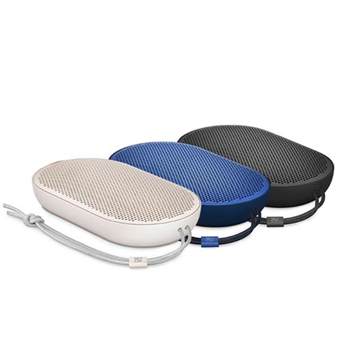 B & O Beoplay P2 Portable Bluetooth Speaker