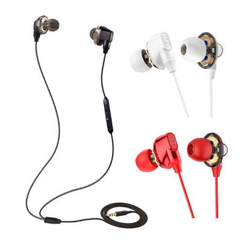 Baseus Encok H10 Dual Moving-coil Wired Control Headset