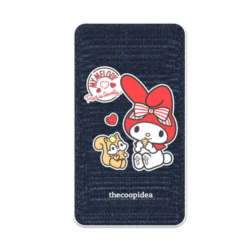Thecoopidea Sanrio Wireless Charging 6000mAh Powerbank - My Melody