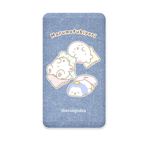 Thecoopidea Sanrio Wireless Charging 6000mAh Powerbank - Marumofubiyori