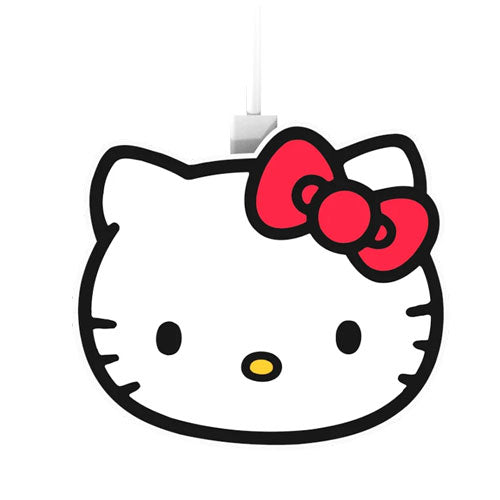 Thecoopidea Sanrio Wireless Charger - Hello Kitty