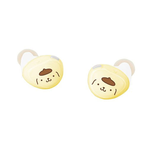 Thecoopidea BEANS Pompompurin Lifestyle Concept True Wireless Headphones