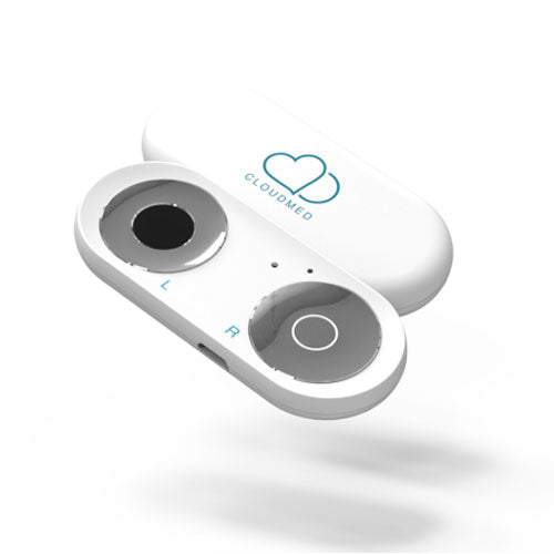 CLOUDMED iCARE 8-in-1 Healthcare Monitoring Device