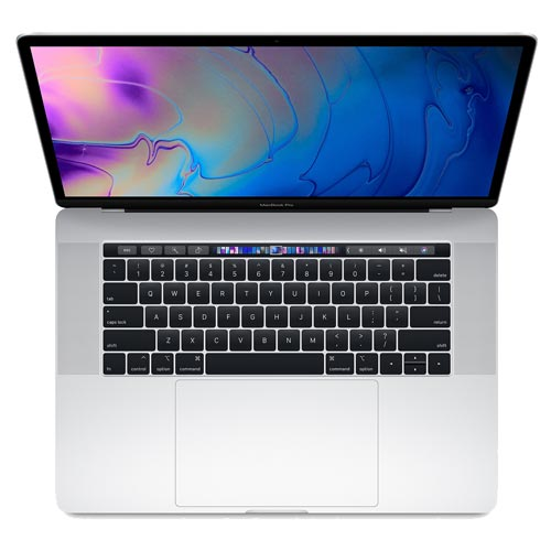 Apple 15-inch MacBook Pro with Touch Bar 2.6GHz 6-core - 256GB (2019)