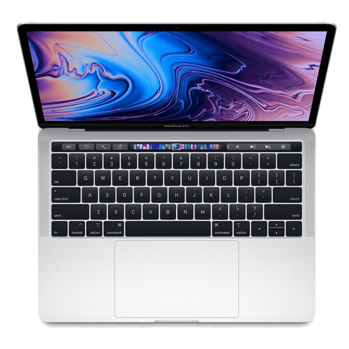 Apple 13-inch MacBook Pro with Touch Bar 2.4GHz Quad-Core i5 - 256GB (2019)