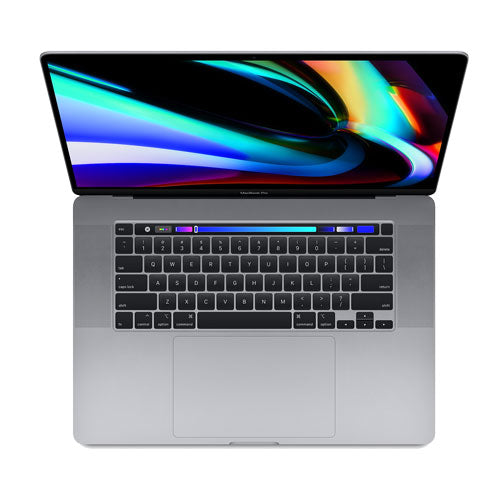 Apple 16-inch MacBook Pro with Touch Bar 2.6GHz 6-core 9th Gen Intel Core i7 - 512GB