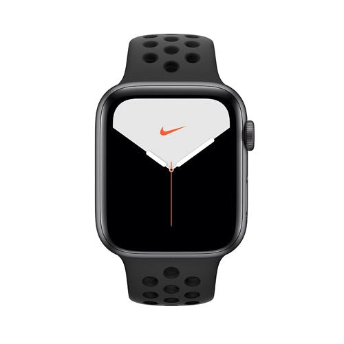 Apple Watch Nike Series 5, Space Gray Aluminium Case with Anthracite/Black Nike Sport Band