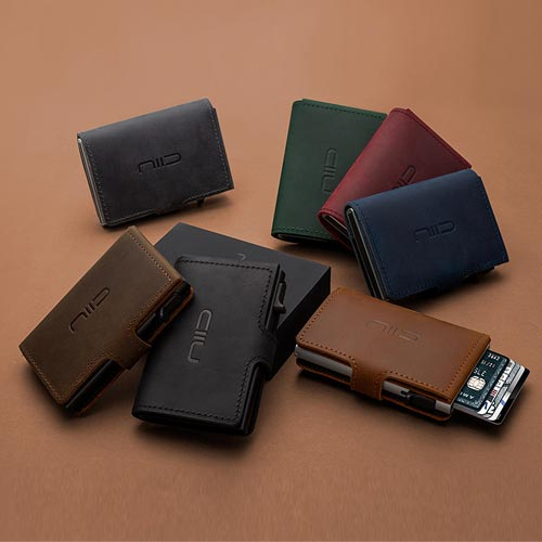 NIID Slide Mini Wallet