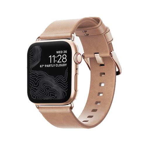 Nomad Natural Modern Strap for 38mm/40mm Apple Watch