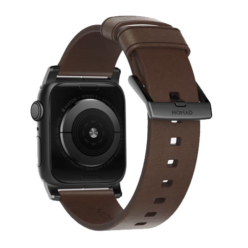 Nomad Brown Modern Strap for 38mm/40mm Apple Watch