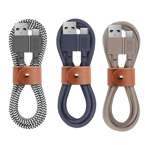 Native Union BELT CABLE USB-A to USB-C (1.2m)