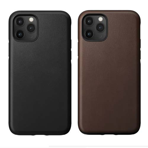 Nomad Rugged Leather Case for iPhone 11 Pro