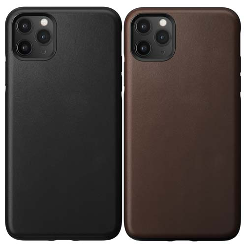 Nomad Rugged Leather Case for iPhone 11 Pro Max