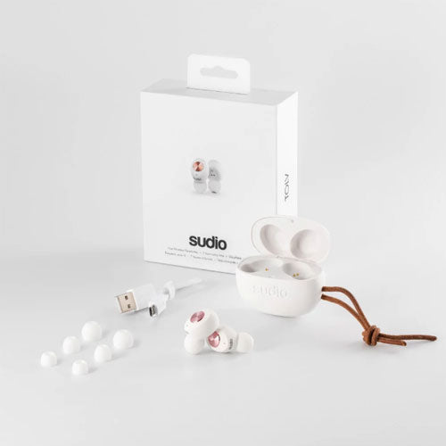 Sudio TOLV True Wireless Earphones