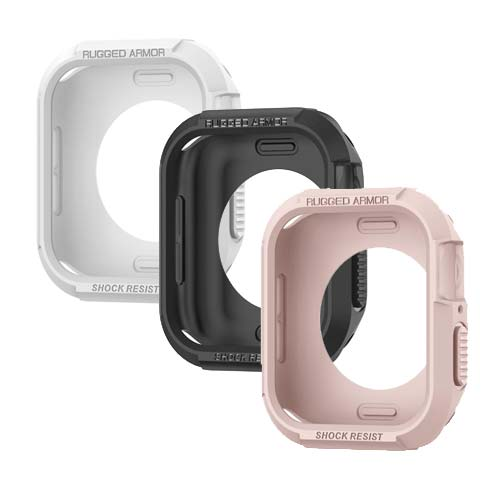 Spigen Rugged Armor Case for 40mm Apple Watch Series 4