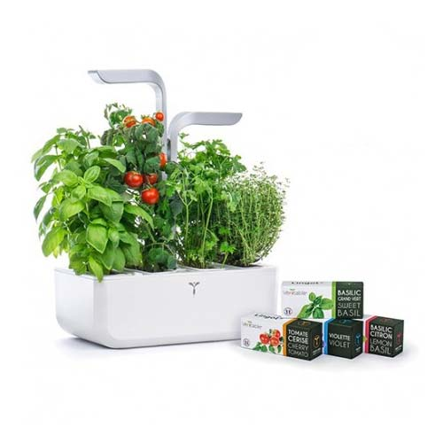 Veritable Smart Artic White Indoor Garden