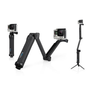 GoPro 3-Way (Camera Grip,Extension Arm or Tripod) - Black