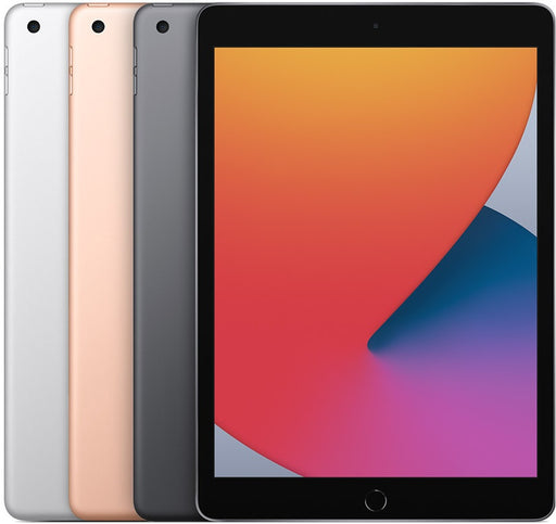 Apple 10.2-inch iPad Wi-Fi 128GB (2020, iPad8) - IN STOCK + FREE SHIPPING